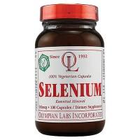 Olympian Labs selenium 200 mcg capsules - 100 ea