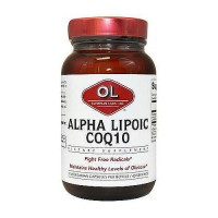 Olympian Labs alpha lipoic coenzyme Q10 200 mg capsules - 60 ea