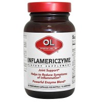 Olympian Labs Inflamericzyme capsules - 60 ea