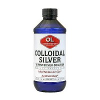 Olympian Labs Colloidal Silver - 10ppm