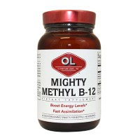 Olympian labs mighty methyl b12 dietary supplement - 60 ea