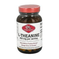 Olympian Labs L-Theanine 400 Mg Vegetarian Capsules - 60 Ea