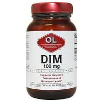Olympian Labs Dim (diindolylmethane) 100mg capsules - 60 ea