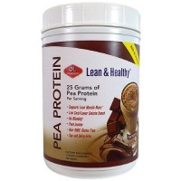 Olympian labs pea protein chocolate- 1.6 oz