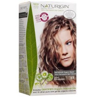 Naturigin permanent natural organic based hair color, light ash blonde 8.1 transformation - 1 ea
