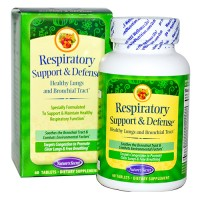 Nature's secret respiratory cleanse & defense - 60 ea