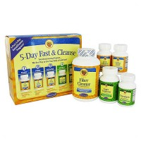 Natures Secret ultimate fasting cleanse kit - 1 ea
