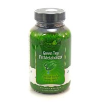Irwin naturals green tea fat metabolizer softgels - 75 ea