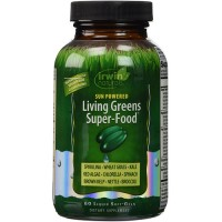 Irwin naturals living greens super food supplement-60 ea