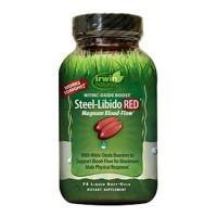 Irwin naturals steel libido red - 75 ea