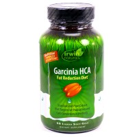Irwin naturals garcinia hca fat reduction diet supplement - 90 ea