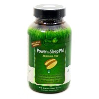 Irwin naturals power to sleep pm melatonin free softgels - 50 ea
