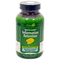 Irwin naturals mental clarity information retention supplement - 60 ea