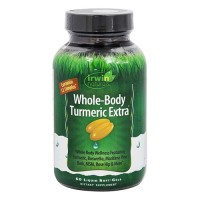 Irwin naturals whole body turmeric extra - 60 ea