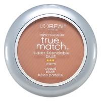 Loreal true match super blendable blush, warm soft sun  - 2 ea