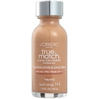L'Oreal paris true match super blendable makeup classic beige - 2 ea