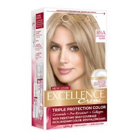 Loreal paris excellence creme with triple protection color - 1 ea
