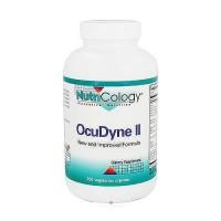 NutriCology Ocudyne II vegetarian formula capsules - 200 ea