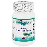 NutriCology Germanium organic 150 mg capsules - 50 ea