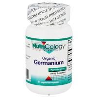 NutriCology Germanium organic 150 mg capsules - 50 ea
