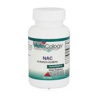 NutriCology NAC N-Acetyl-Cysteine 500 mg tablets - 120 ea
