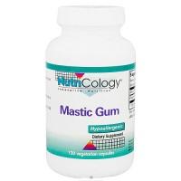 Nutricology Mastic Gum hypoallergenic vegetarian capsules - 120 ea