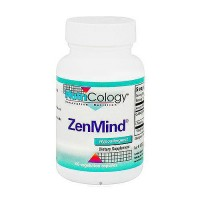 Nutricology Zenmind capsules promote relaxation without sedation - 60 ea