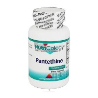NutriCology pantethine capsules for immune support formula - 60 ea