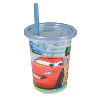 The first years cars take and toss sippy straw cup - 3 ea