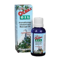 Olbas Aromatherapy Massage Oil and Inhalant - 0.95 oz