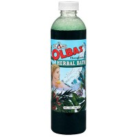 Olbas therapeutic herbal bath oil soothes and relaxes aching bodies - 8 oz