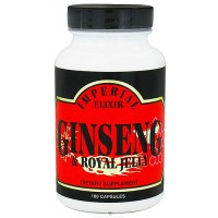 Imperial Elixir Ginseng and royal jelly capsules - 100 ea