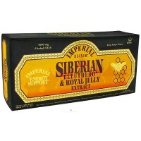 Imperial Elixir siberian eleuthero and royal jelly extract 0.34 oz - 30 vials