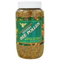 Golden Flower Spanish bee pollen - 16 oz