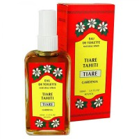 Monoi Tiare Tahiti EAU de toilette natural spray gardenia - 3.4 oz