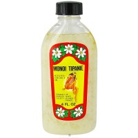 Monoi Tiare Tahiti Tipanie scented coconut oil with frangipan - 4 oz