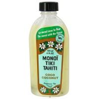 Monoi Tiki Tahiti coco coconut oil - 4 oz