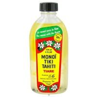 Monoi Tiki Tahiti tiare coconut SPF 6 suntan oil - 4 oz