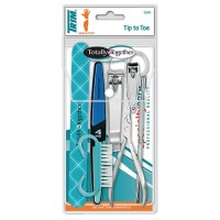 Trim tip to toe kit 8 pieces - 6 ea
