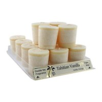 Aloha Bay Palm Wax Votive Candle Romance 2 oz - 12 pack
