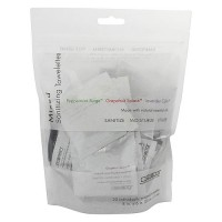 Giovanni Organic Mixed Sanitizing Towelettes - 20 ea