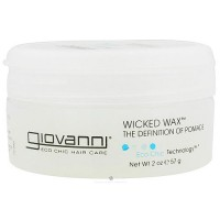 Giovanni All natural wicked hair wax definition of styling pomade - 2 oz