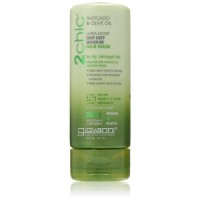 Giovanni 2chic avocado and olive oil ultra moist deep moisture hair mask - 5 oz