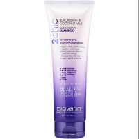Giovanni 2chic ultra repair shampoo blackberry and coconut milk - 8.5 oz