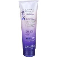 Giovanni 2chic ultra repair conditioner blackberry and coconut milk - 8.5 oz