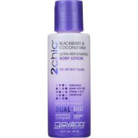Giovanni blackberry and coconut milk body lotion - 1.5 oz