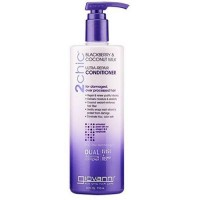 Giovanni 2chic ultra repair conditioner blackberry and coconut milk - 24 oz