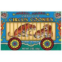 Market squares circus cookies - 2 oz, 12 pack