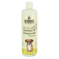 Natural chemistry natural oatmeal and chamomile shampoo for dogs - 16.9 oz