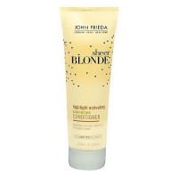 John Frieda Sheer Perfect Conditioner, Blonde Glistering - 8.45 Oz